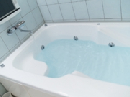 お風呂のタイルの清掃方法